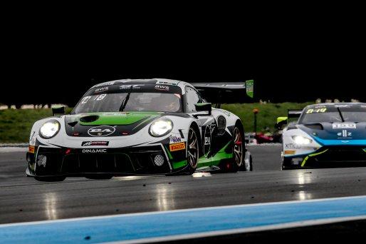 #54 Dinamic Motorsport ITA Porsche 911 GT3-R (991.II) - Sven Muller DEU Christian Engelhart DEU Matteo Cairoli ITA, Race  | SRO / Patrick Hecq Photography