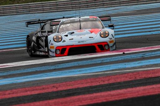 #40 GPX Racing UAE Porsche 911 GT3-R (991.II) - Romain Dumas FRA Lous Deletraz CHE Thomas Preining AUT, Race  | SRO / Patrick Hecq Photography