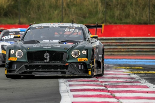 #9 K-Pax Racing USA Bentley Continental GT3 - Jordan Pepper ZAF Alvaro Parente PRT Andy Soucek ESP, Race  | SRO / Patrick Hecq Photography