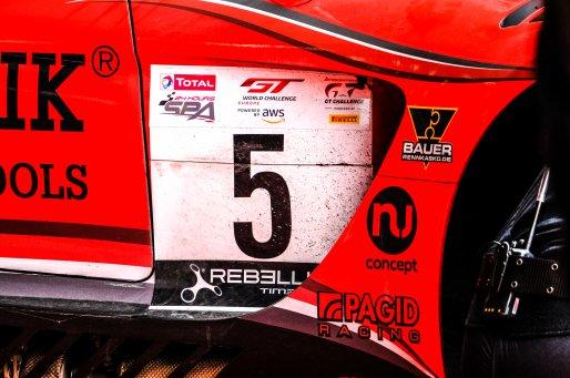 #5 HRT DEU Mercedes-AMG GT3 Silver Cup, Pitlane, Test Days Total 24H of Spa    SRO / Dirk Bogaerts Photography