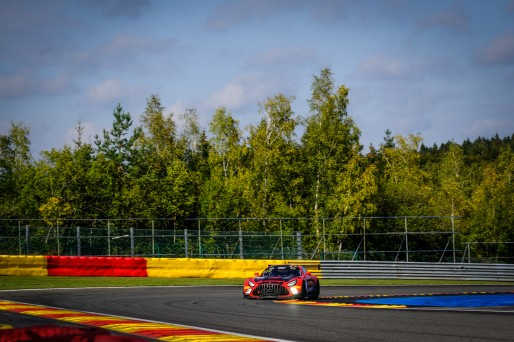 #5 HRT DEU Mercedes-AMG GT3 Silver Cup, Test Days Total 24H of Spa    SRO / Dirk Bogaerts Photography