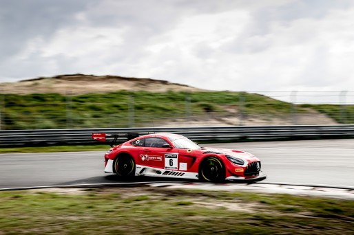 #6 TokSport WRT DEU Mercedes-AMG GT3 Silver Cup Robin Rogalski POL Romain Monti FRA, Race 2  | SRO / Patrick Hecq Photography
