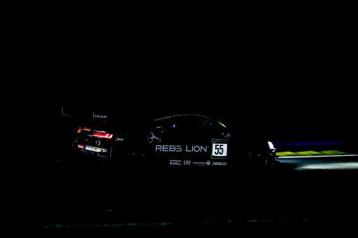 #55 Attempto Racing DEU Nicolas  Schöll AUT Simon Gachet FRA Alex Aka DEU Finlay Hutchison GBR IGTC, Night Practice    SRO / Patrick Hecq Photography