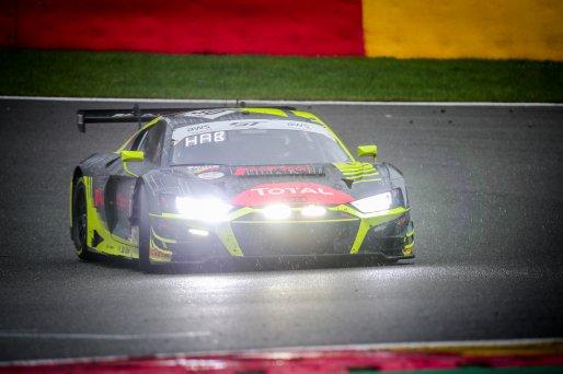 #30 Audi Sport Team WRT ITA- Dennis Marschall DEU Ferdinand Habsburg AUT Matthieu Vaxivière FRA IGTC  | SRO / Jules Benichou - 21creation