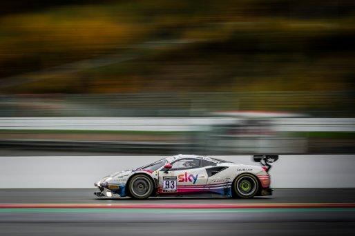#93 SKYTempesta Racing GBR Jonathan Hui HKG Chris Froggatt GBR Eddie Cheever ITA Giancarlo Fisichella ITA IGTC  | SRO / Jules Benichou - 21creation
