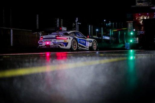#21 KCMG HKG- Josh Burdon AUS Alexandre Imperatori CHE Edoardo Liberati ITA, Pitlane, Race  | SRO / Jules Benichou - 21creation