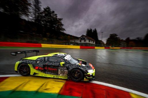 #30 Audi Sport Team WRT ITA- Dennis Marschall DEU Ferdinand Habsburg AUT Matthieu Vaxivière FRA IGTC, Race  | SRO / Kevin Pecks
