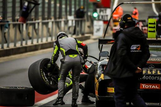 #111 JP Motorsport POL Patryk Krupinski POL Jens Liebhauser DEU Mathias Lauda AUT Christian Klien AUT, Pitlane, Race  | SRO / Patrick Hecq Photography