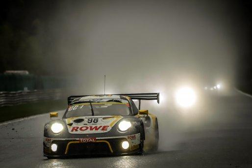 #98 ROWE Racing DEU- Laurens Vanthoor BEL Nick Tandy GBR Earl Bamber NZL IGTC, Race  | SRO / Patrick Hecq Photography