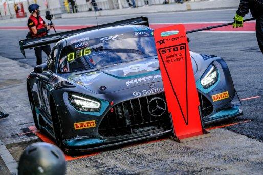 #2 TokSport WRT DEU Mercedes-AMG GT3 Silver Cup Puhakka Juuso  FIN Oscar Tunjo COL, Pitlane, Race 3  | SRO / Dirk Bogaerts Photography