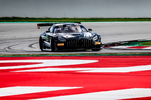 #18 ERC Sport GBR Mercedes-AMG GT3 Pro-Am Cup Lee Mowle GBR Phil Keen GBR, Race 3    SRO / Patrick Hecq Photography