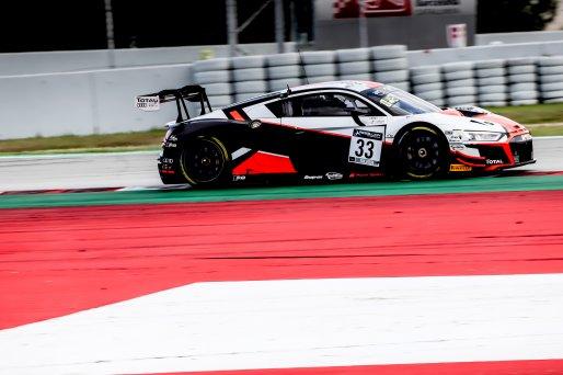 #33 Belgian Audi Club Team WRT BEL Audi R8 LMS GT3 Silver Cup Hamza Owega DEU Jusuf Owega DEU, Race 3  | SRO / Patrick Hecq Photography