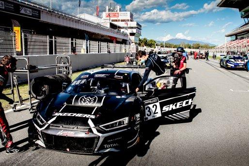 #32 Belgian Audi Club Team WRT BEL Audi R8 LMS GT3 - Charles Weerts BEL Dries Vanthoor BEL, Gridwalk, Race 3