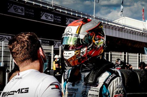 #88 AKKA ASP FRA Mercedes-AMG GT3 - Timur Boguslavskiy RUS Raffaele Marciello ITA, Gridwalk, Race 3