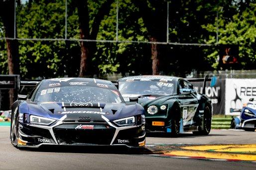 #32 Belgian Audi Club Team WRT BEL Audi R8 LMS GT3 - Christopher Mies DEU Dries Vanthoor BEL Charles Weerts BEL, Race