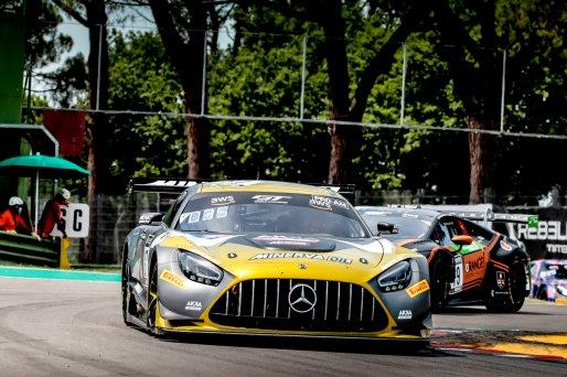 #87 AKKA ASP FRA Mercedes-AMG GT3 Pro-Am Cup Jean-Luc Beaubelique FRA Fabien Barthez FRA Jim Pla FRA, Race
