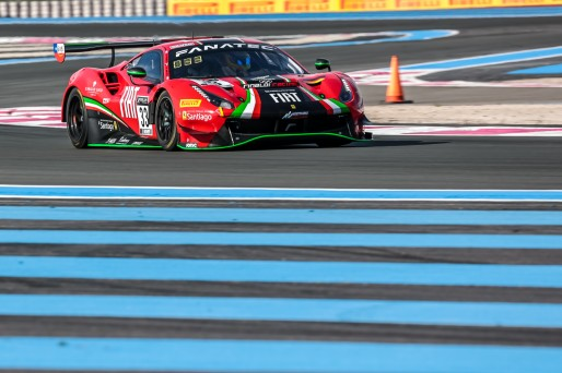 #33 Rinaldi Racing DEU Ferrari 488 GT3 Silver Cup - - - - Nico Varrone  ARG, Bronze Test  | SRO / Patrick Hecq Photography