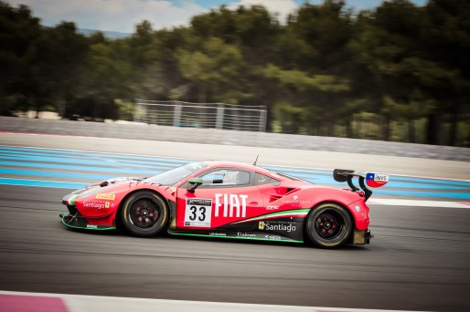 #33 Rinaldi Racing DEU Ferrari 488 GT3 David Perel ZAF Benjamin Hites CHL Nico Varrone  ARG Silver Cup, Free Practice  | SRO / Patrick Hecq Photography