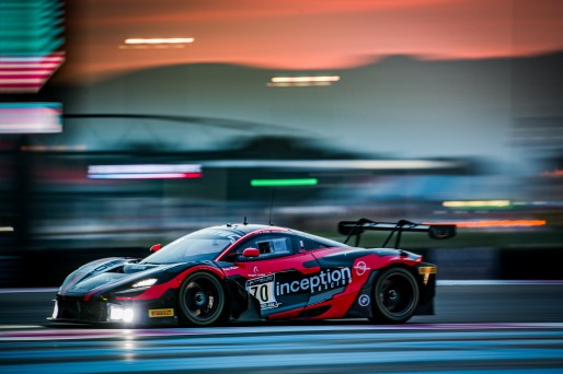 #70 Inception Racing GBR McLaren 720 S GT3 Oliver Millroy GBR Brendan Iribe USA Nick Moss GBR Pro-Am Cup, GT3, Pre-Qualifying  | SRO / Jules Benichou - 21creation