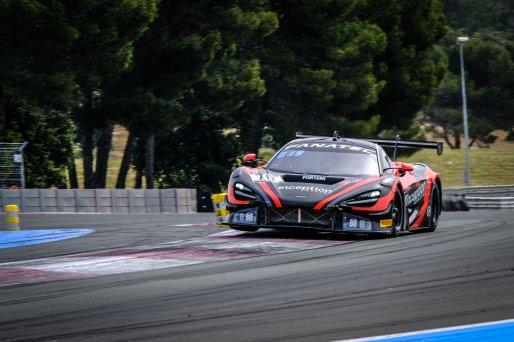 #70 Inception Racing GBR McLaren 720 S GT3 Oliver Millroy GBR Brendan Iribe USA Nick Moss GBR Pro-Am Cup, Qualifying  | SRO / Dirk Bogaerts Photography