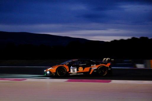 #16 GRT Grasser Racing Team AUT Lamborghini Huracan GT3 Evo Tim Zimmermann DEU Kikko Galbiati ITA Clemens Schmid AUT Silver Cup, Race    SRO / Dirk Bogaerts Photography