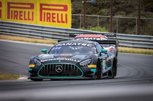#20 SPS automotive performance DEU Mercedes-AMG GT3 Valentin Pierburg DEU Dominik Baumann AUT Pro-Am Cup, Race 2