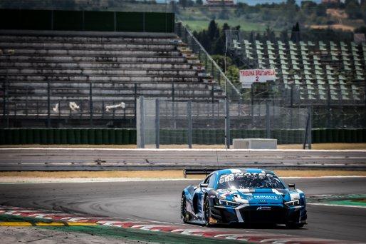 #25 Sainteloc Racing FRA Audi R8 LMS GT3 Leo Roussel FRA Christopher Haase DEU Pro, Race 1  | SRO / Patrick Hecq Photography