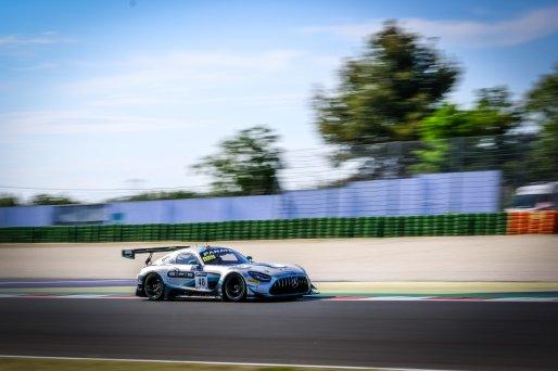 #40 SPS automotive performance DEU Mercedes-AMG GT3 Jordan Love AUS Lance David Arnold DEU Silver Cup, Qualifying 2    SRO / Dirk Bogaerts Photography