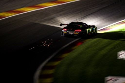 #20 SPS automotive performance DEU Mercedes-AMG GT3 Colin Braun USA Dominik Baumann AUT George Kurtz USA Valentin Pierburg DEU Pro-Am Cup, Night Practice