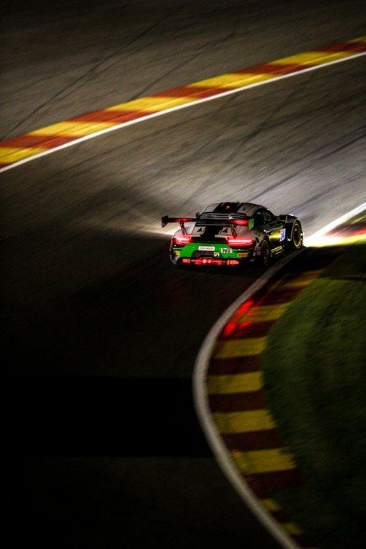 #54 Dinamic Motorsport ITA Porsche 911 GT3-R (991.II) - - Matteo Cairoli ITA Klaus Bachler AUT Christian Engelhart DEU Pro Cup IGTC, Night Practice