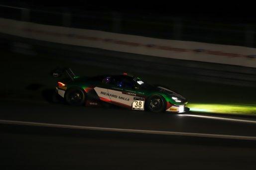 #38 JOTA GBR McLaren 720 S GT3 - - Ben Barnicoat GBR Oliver Wilkinson GBR Rob Bell GBR Pro Cup, Night Practice