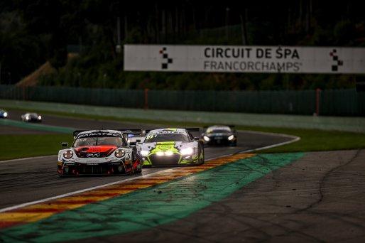 #56 Dinamic Motorsport ITA Porsche 911 GT3-R (991.II) - - Andrea Rizzoli ITA Mikkel O. Pedersen DNK Romain Dumas FRA Pro Cup, Superpole    SRO / Kevin Pecks