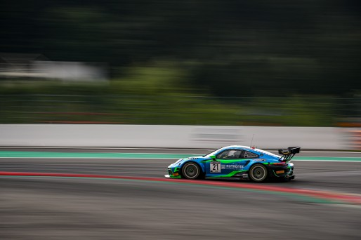 #21 Rutronik Racing DEU Porsche 911 GT3-R (991.II) - - Sven Müller DEU Kevin Estre FRA Richard Lietz AUT Pro Cup, Superpole  | SRO / Kevin Pecks