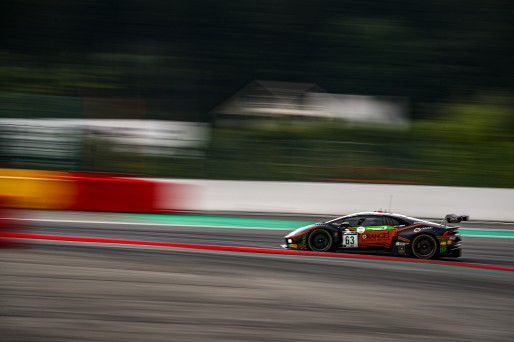 #63 Orange 1 FFF Racing Team CHN Lamborghini Huracan GT3 Evo - - Mirko Bortolotti ITA Marco Mapelli ITA Andrea Caldarelli ITA Pro Cup IGTC, Superpole