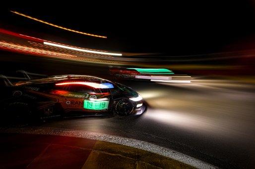 #19 Orange 1 FFF Racing Team CHN Lamborghini Huracan GT3 Evo Bertrand Baguette  BEL Hiroshi Hamaguchi JPN Stefano Costantini ITA Phil Keen GBR Pro-Am Cup IGTC, Race  | SRO / Kevin Pecks