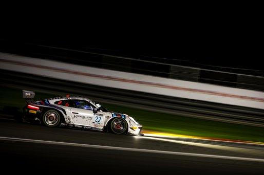 #22 GPX Martini Racing UAE Porsche 911 GT3-R (991.II) - - Matt Campbell AUS Earl Bamber NZL Mathieu Jaminet FRA Pro Cup IGTC, Race    SRO / Kevin Pecks