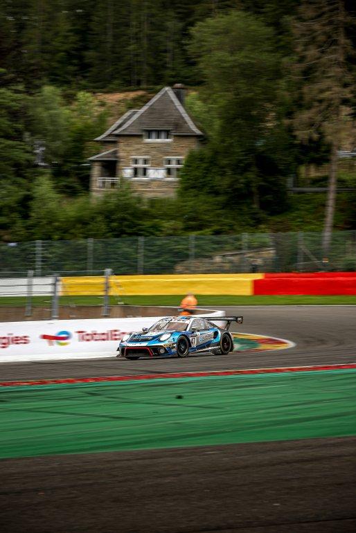 #47 KCMG HKG Porsche 911 GT3-R (991.II) - - Maxime Martin BEL Nick Tandy GBR Laurens Vanthoor BEL Pro Cup IGTC, Race  | SRO / Kevin Pecks