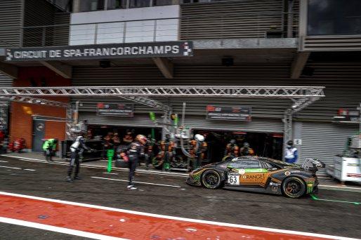 #63 Orange 1 FFF Racing Team CHN Lamborghini Huracan GT3 Evo - - Mirko Bortolotti ITA Marco Mapelli ITA Andrea Caldarelli ITA Pro Cup IGTC, Race    SRO / Kevin Pecks