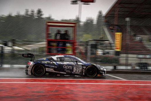 #27 Sainteloc Racing FRA Audi R8 LMS GT3 Alexandre Cougnaud FRA Lucas Legeret CHE Louis Prette ITA Aurelien Panis FRA Silver Cup, Race  | SRO / Kevin Pecks