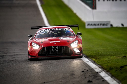 #50 HubAuto TWN Mercedes-AMG GT3 - - Nicky Catsburg NDL Maximilian Buhk DEU Maximilian Goetz DEU Pro Cup IGTC, Race  | SRO / Kevin Pecks