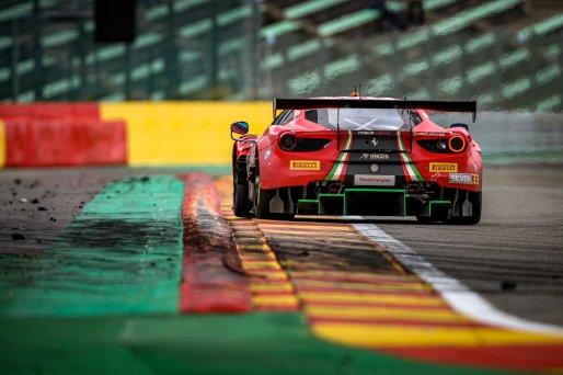#33 Rinaldi Racing DEU Ferrari 488 GT3 - - Benja Hites CHL Fabrizio Crestani  ITA David Perel ZAF Silver Cup IGTC, Race  | SRO / Kevin Pecks