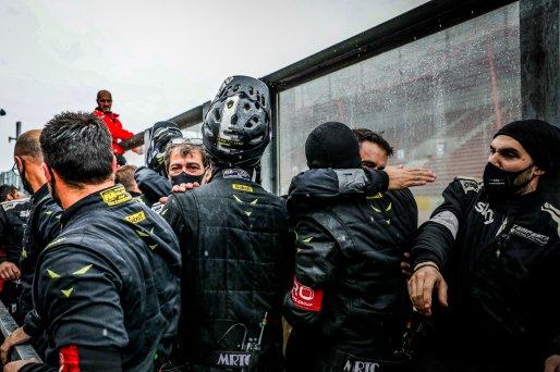 Celebration, Race