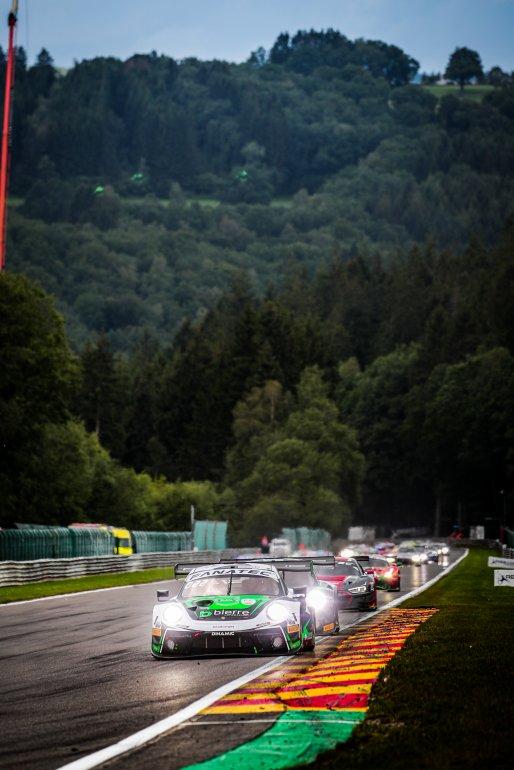 #54 Dinamic Motorsport ITA Porsche 911 GT3-R (991.II) - - Klaus Bachler AUT Christian Engelhart DEU Matteo Cairoli ITA Pro Cup IGTC, GT3, Race    Jules_Benichou