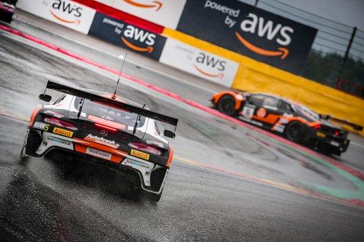 #5 HRT DEU Mercedes-AMG GT3 Michele Beretta  ITA Hubert Haupt DEU Patrick Assenheimer DEU Indy Dontje  NLD Silver Cup, GT3, Race    SRO / Jules Benichou - 21creation