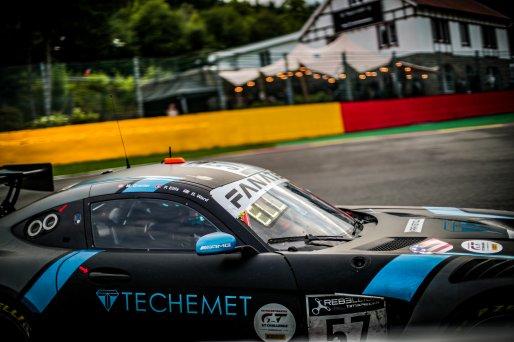 #57 Winward Racing USA Mercedes-AMG GT3 - - Russell Ward USA Mikael Grenier CAN Philip Ellis GBR Silver Cup IGTC, Race    SRO / Jules Benichou - 21creation