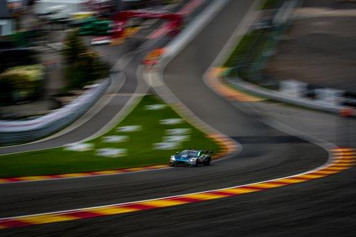 #188 Garage 59 GBR Aston Martin Vantage AMR GT3 Alexander West SWE Chris Goodwin IRL Charlie Eastwood IRL Marvin Kirchhöfer DEU Pro-Am Cup, GT3, Race  | SRO / Jules Benichou - 21creation