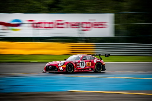 #50 HubAuto TWN Mercedes-AMG GT3 - - Nicky Catsburg NDL Maximilian Buhk DEU Maximilian Goetz DEU Pro Cup IGTC, GT3, Race  | SRO / Jules Benichou - 21creation