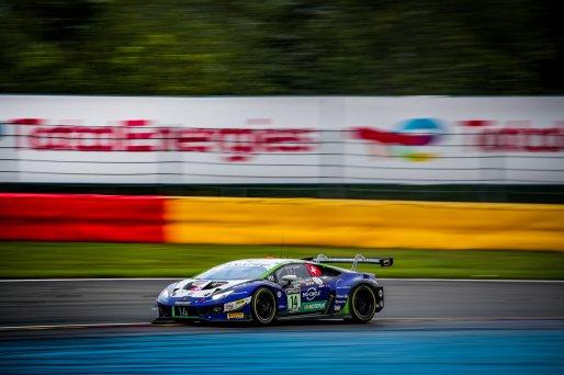 #14 Emil Frey Racing CHE Lamborghini Huracan GT3 Evo - - Alex Fontana CHE Rolf Ineichen CHE Ricardo Feller CHE Silver Cup IGTC, GT3, Race  | SRO / Jules Benichou - 21creation