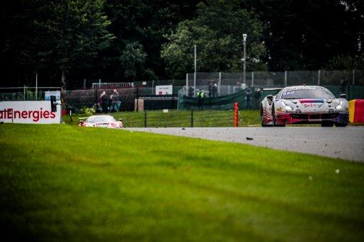 #93 SKY - Tempesta Racing GBR Ferrari 488 GT3 Jonathan Hui HKG Chris Froggatt GBR Matteo Cressoni ITA Eddie Cheever ITA Pro-Am Cup IGTC, GT3, Race  | SRO / Jules Benichou - 21creation