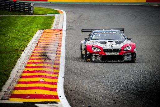 #10 Boutsen Ginion BEL BMW M6 GT3 Jens Liebhauser DEU Karim Ojjeh SAU Yann Zimmer CHE Jens Klingmann DEU Pro-Am Cup, GT3, Race  | SRO / Jules Benichou - 21creation